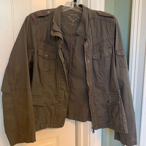 Sonoma XL military style jacket